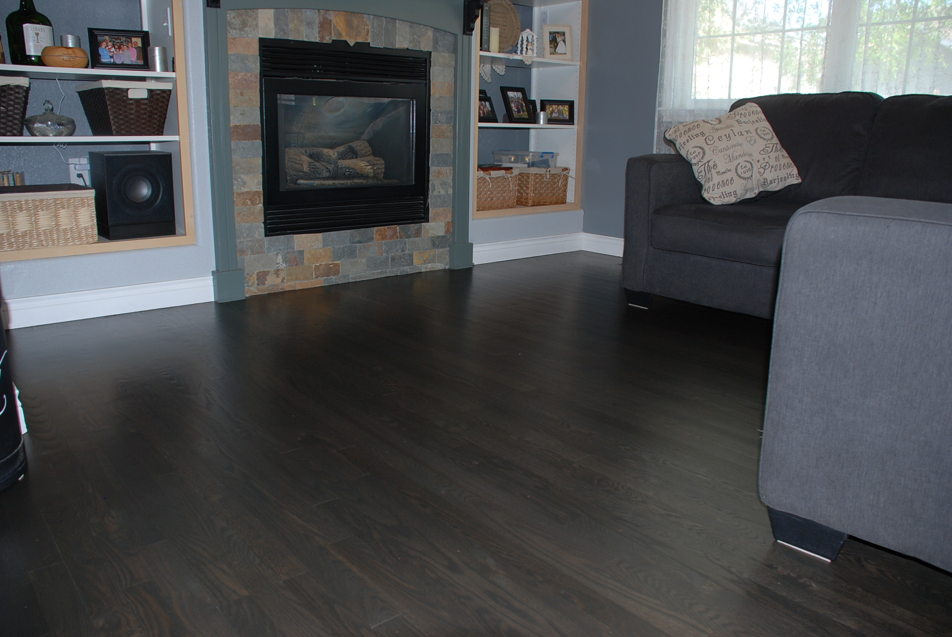 Site-Finished Flooring