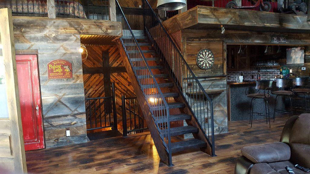 Open Treads Select Wood Floors